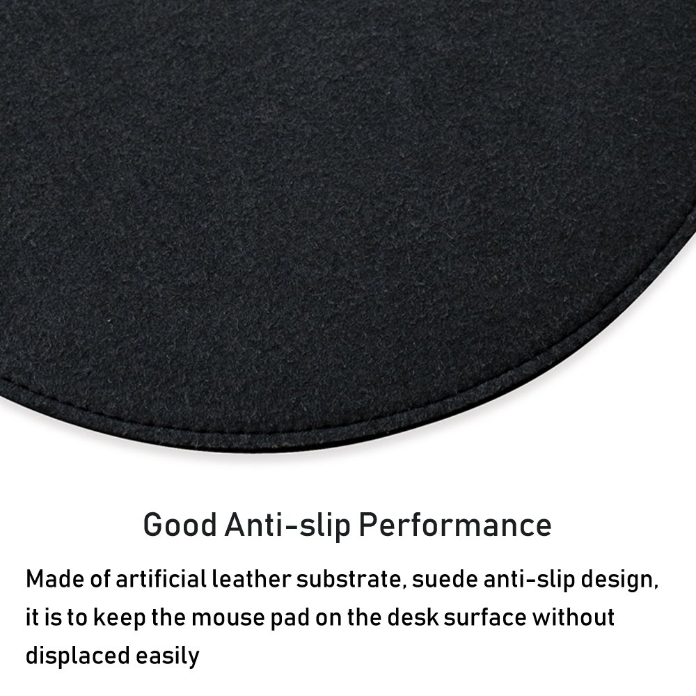 ProElife Alfombrilla de aluminio de alta calidad para rat/ón Apple Magic Mouse Pad Metal Mouse Pad-Rectangle-Rose Gold Colour rat/ón Microsoft X-Trail Tecknet Razer