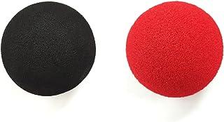 Proguard Mini Balle en Mousse, Rouge/Noir Mixte 899