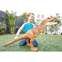 Big Dinosaur Toys T Rex Tyrannosaurus Boy Age 4 5 6 7 8 Kids Play Large Figure Jurassic World Articulated Arms Legs Jaw 3 Ft Long