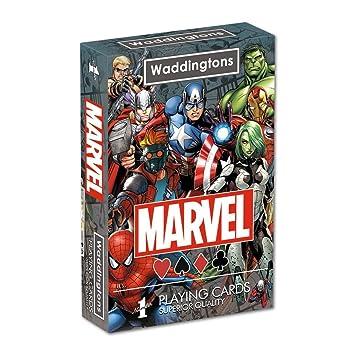 Marvel Universo Waddingtons número 1 Juego de Cartas