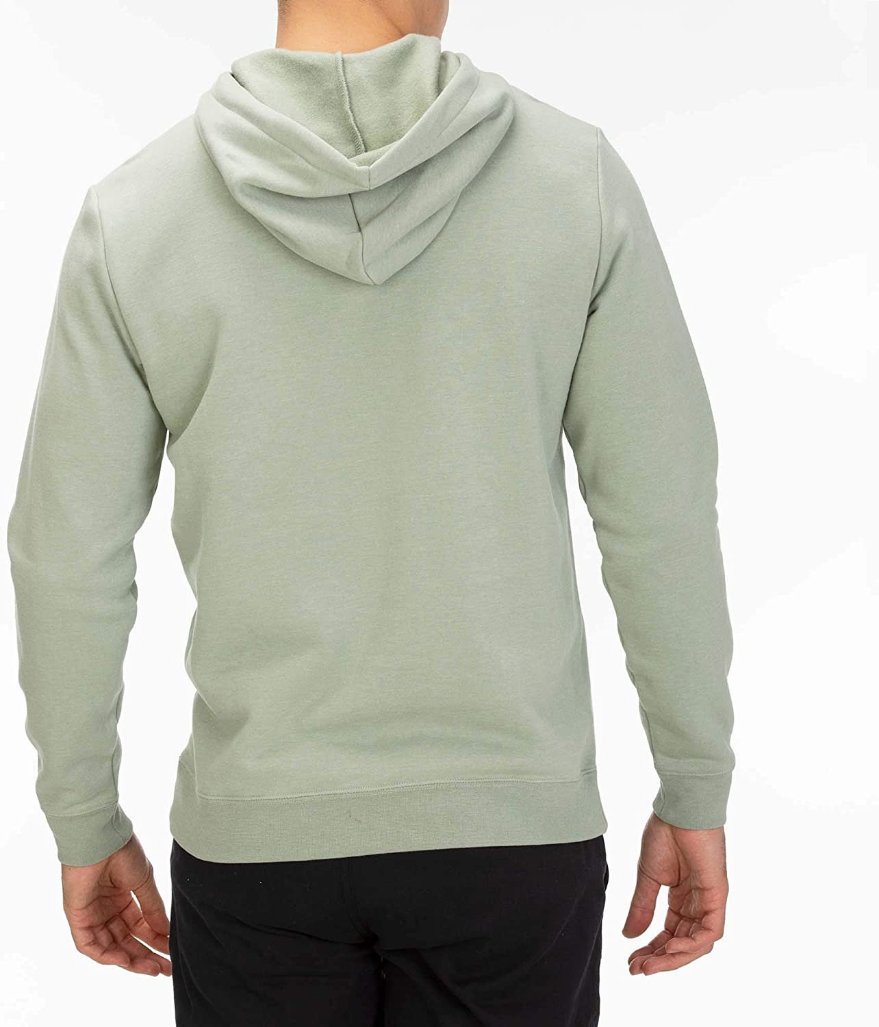 Hurley Mens Surf Check One /& Only Pullover Hoodie