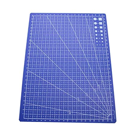 amazon com cutting pad plate drawing tool template feet making
