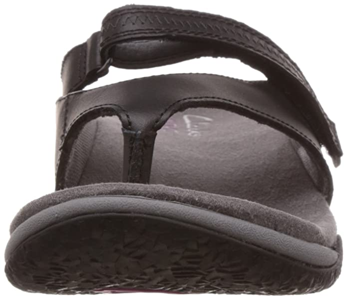 e05163da159 Clarks Women s Isna Slide Black Black Flip-Flops and House Slippers - 5  UK India (38EU)  Buy Online at Low Prices in India - Amazon.in