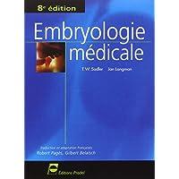 Embryologie médicale - 8ème édition