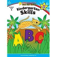 Kindergarten Skills: Gold Star Edition