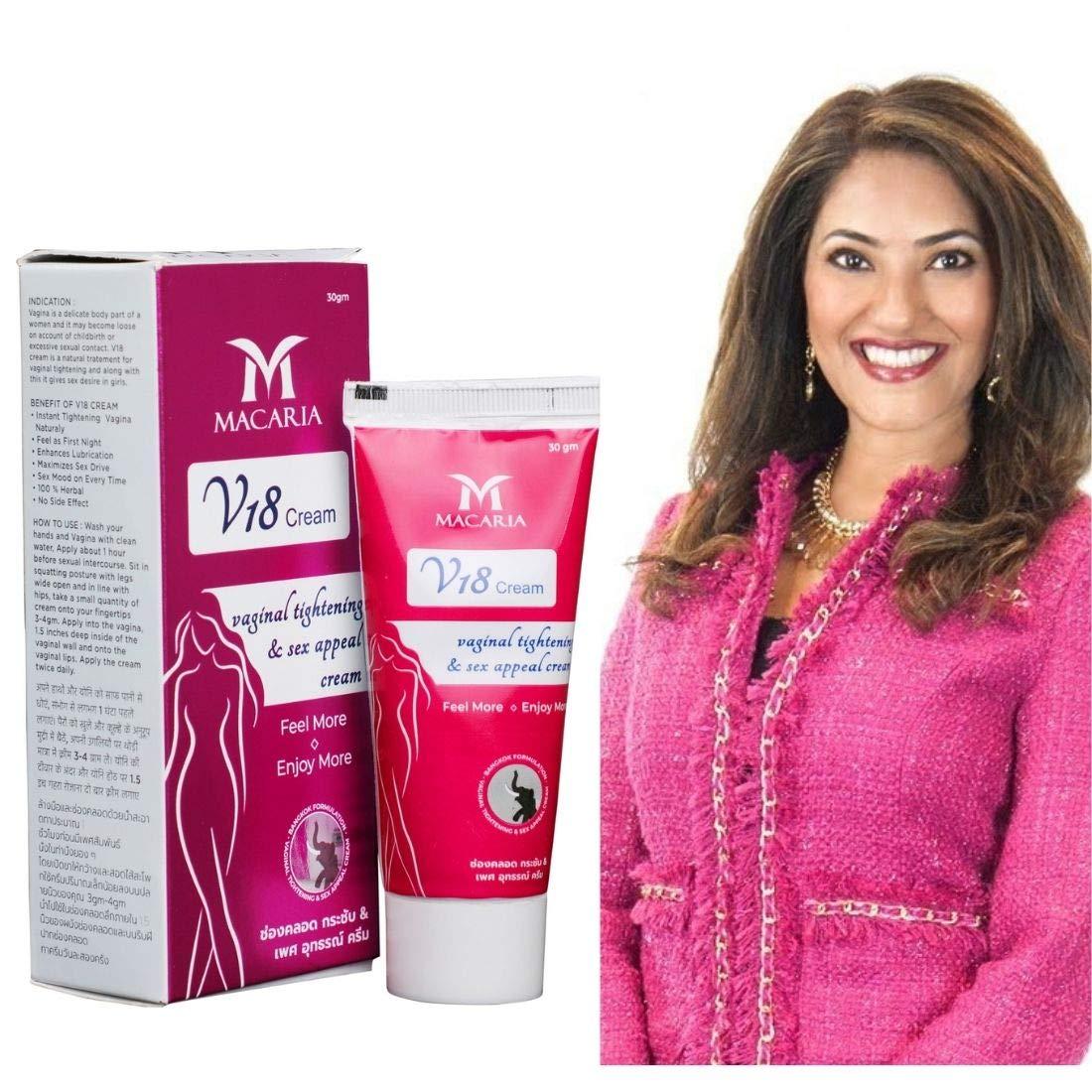 MCKALEY Vaginal Tightening Cream