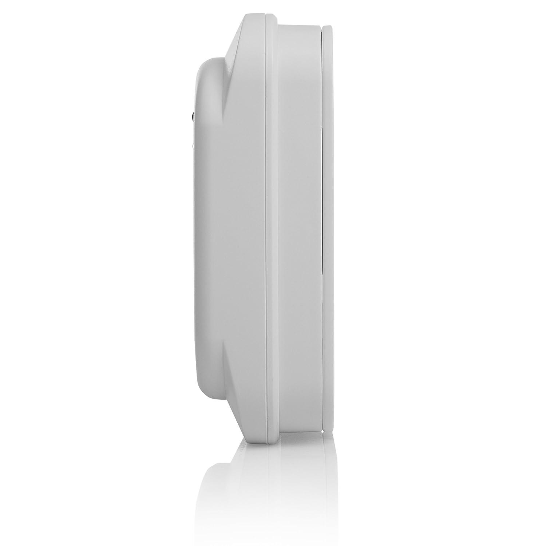 RM370 Pr/üftaste 2er Set Kohlenmonoxid Melder mit Display und Temperaturanzeige