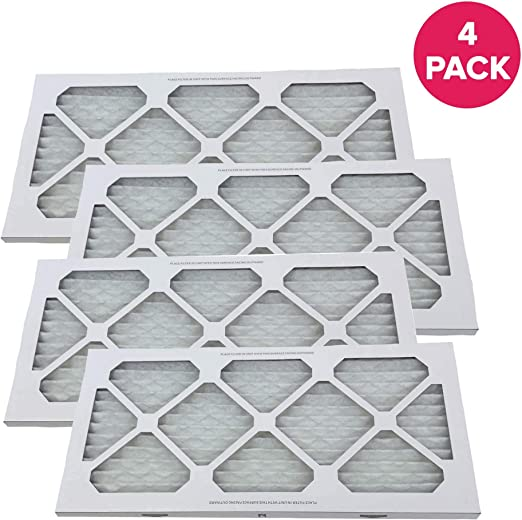 Think Crucial 2pk Compatible Replacement Filters Fit Vornado Air Purifier Filter For Model Aqs500