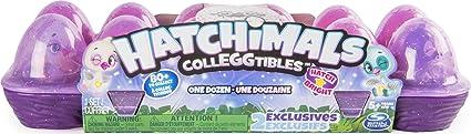 NEW Spin Master 6043922 HATCHIMALS CollEGGtibles Season 4 12-Pack Egg Carton