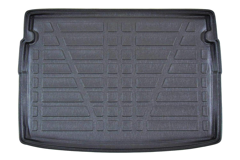 J/&J AUTOMOTIVE Standard Kofferraumwanne Laderaumwanne f/ür Seat Arona ab 2018 hohe Kante