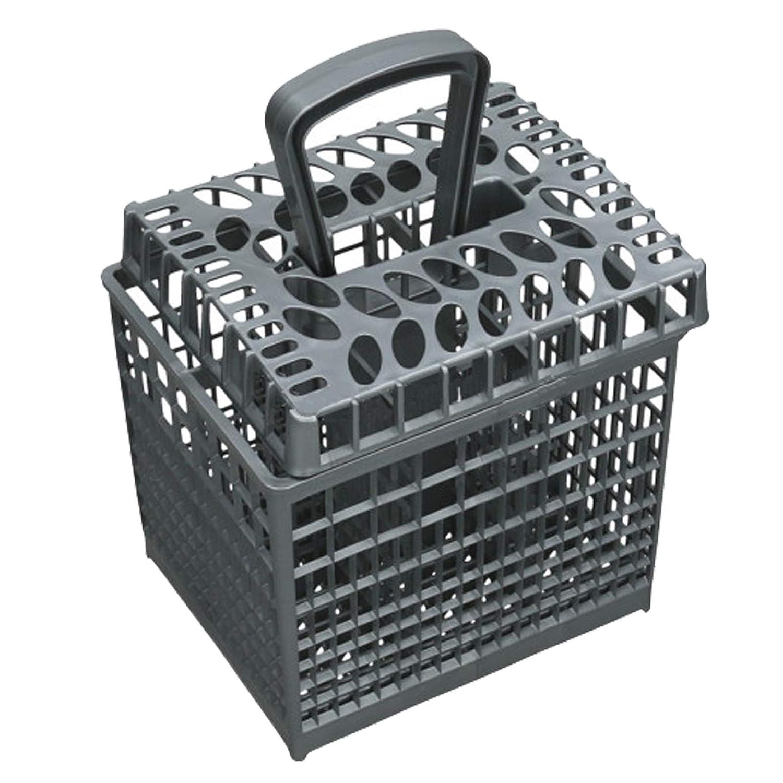 Spares2go - Cesta de cubiertos para lavavajillas Hoover (150 x 130 ...