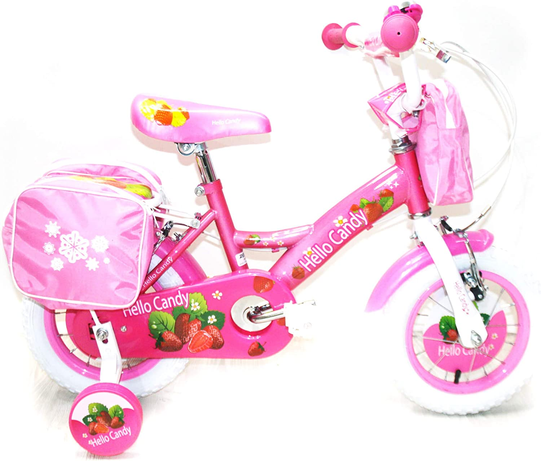 Reset Bicicleta para niña 12