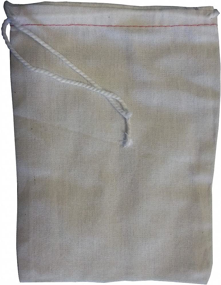 PK100 Drawstring Parts Bag 10x6