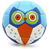 PP PICADOR Picador Toddler Soccer Ball Toy Cute Cartoon TPU Soccer Toy Gift with Pump