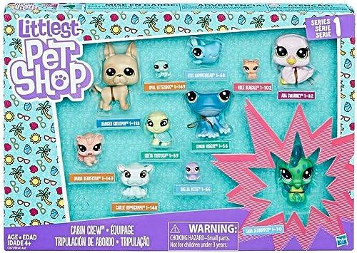 Littlest Pet Shop- Pack Surtido (Hasbro B9343EU4): Amazon.es ...