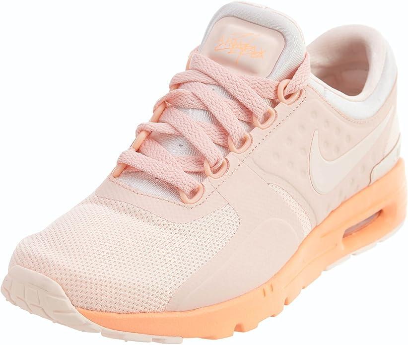 Zapatillas NIKE Air MAX Zero Naranja: Amazon.es: Zapatos y ...
