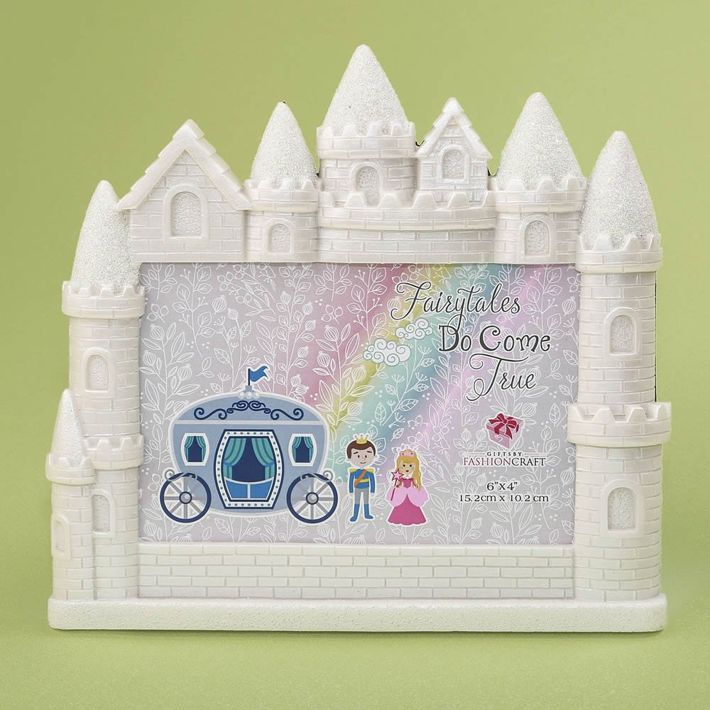 28 Castle 4 X 6 Frame Baby Shower Favors