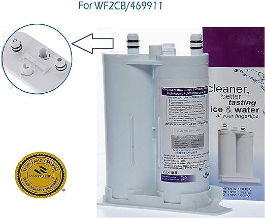 Frigidaire WF2CB / FC100 / NGFC 2000 PureSource 2 filtro de agua y ...