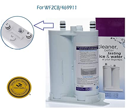 Replacement Water Filter for Electrolux FC-100 Refrigerators