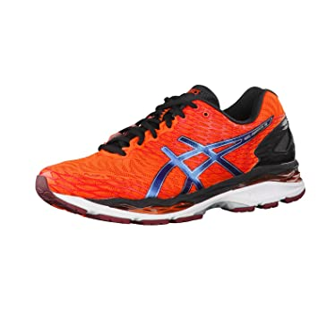 ASICS GEL NIMBUS 18 BLACK T600N 9993, Men's Fashion