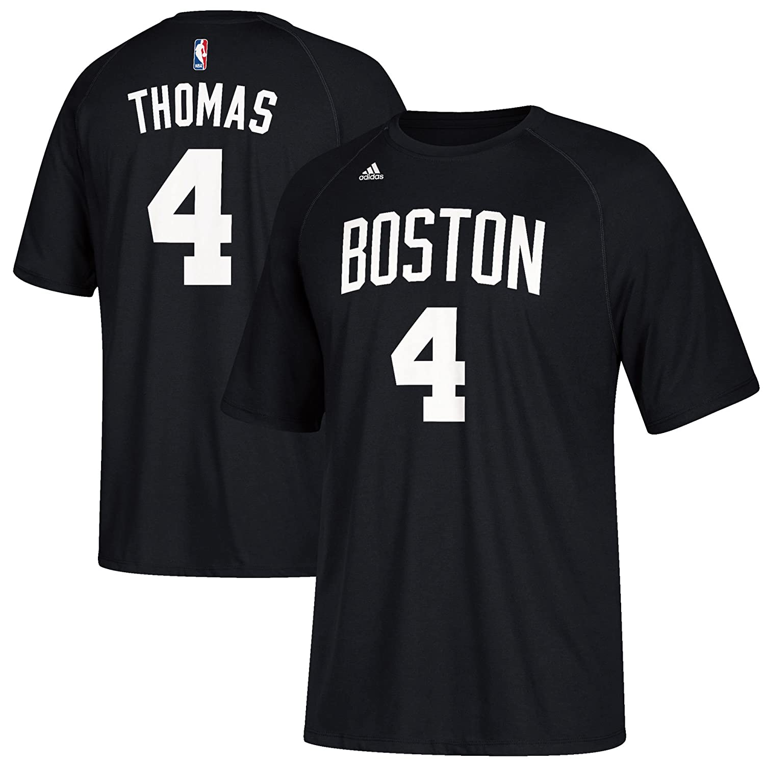 45764136c ... australia isaiah thomas boston celtics 4 black climalite youth  performance name and number t shirt 02f60