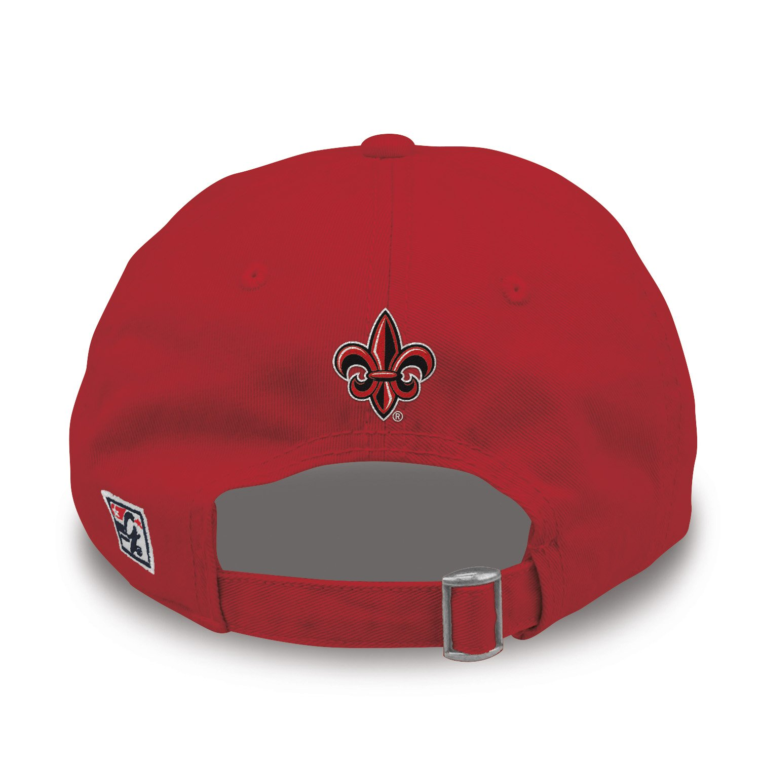 Adjustable Red The Game NCAA Texas Tech Raiders Bar Design Twill Hat