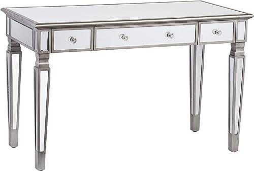 Best home office desk: Wedlyn Mirrored Writing Desk
