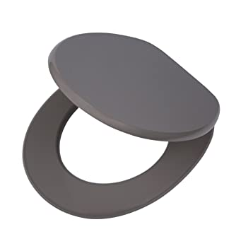 soft touch toilet seat. Tiger 252351946 Reno Soft Touch Toilet Seat with Slow Close Mechanism Wood  44 x 37
