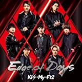 Edge of Days(CD+DVD)(初回盤B)