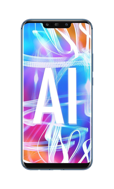 """Huawei Mate 20 Lite (Sapphire Blue) più esclusiva Flip Cover, Telefono con 64 GB, Display 6.3"""" Full HD, Processore Octa Core dinamico con Intelligenza Artificiale"""
