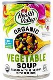 Health Valley Organic Vegetable Soup No Salt Added - 15 fl oz