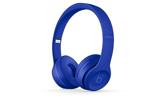Apple Beats Solo3 Diadema Binaural Alámbrico/Inalámbrico Azul: Amazon.es: Electrónica