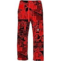 Ripple Junction Junji Ito Adult Eyes Pattern Lounge Pant