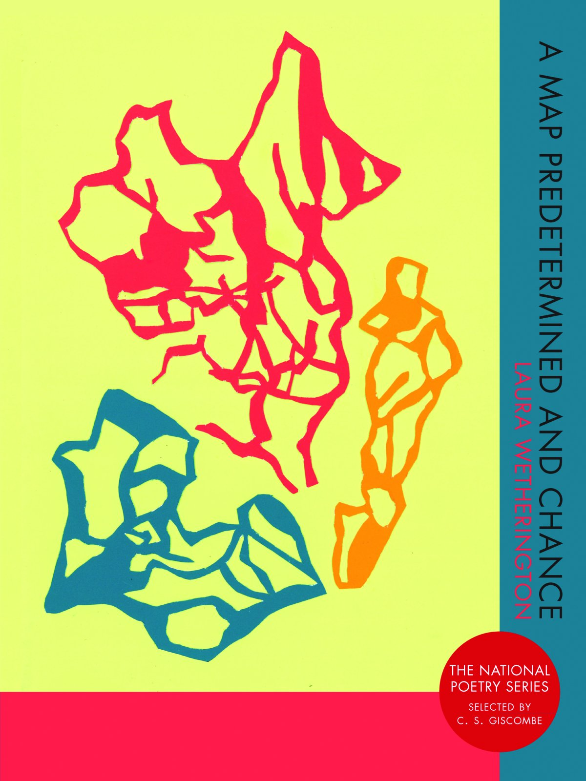 Download A Map Predetermined and Chance (National Poetry Series) PDF