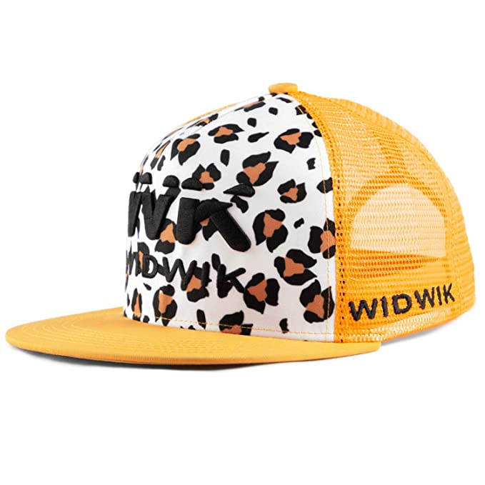Gorra Animal Print Trucker con Estampado de Leopardo: Amazon.es: Ropa y accesorios