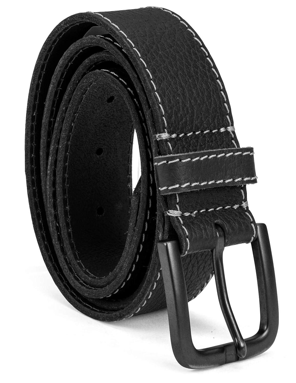 Timberland Mens Leather Belt 40mm