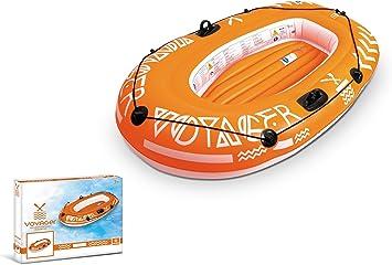 Mondo Toys- Barca Hinchable para Playa O Piscina Voyager 100 ...