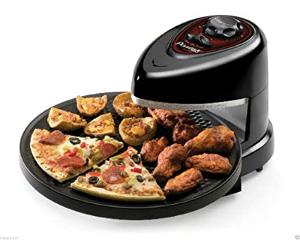 (Usa Warehouse) Presto Pizzazz Plus Rotating Oven Pizza Cooker Baking Cookies Kitchen Food New  /Pt# Hf983 1754417243 by Presto Joemorose