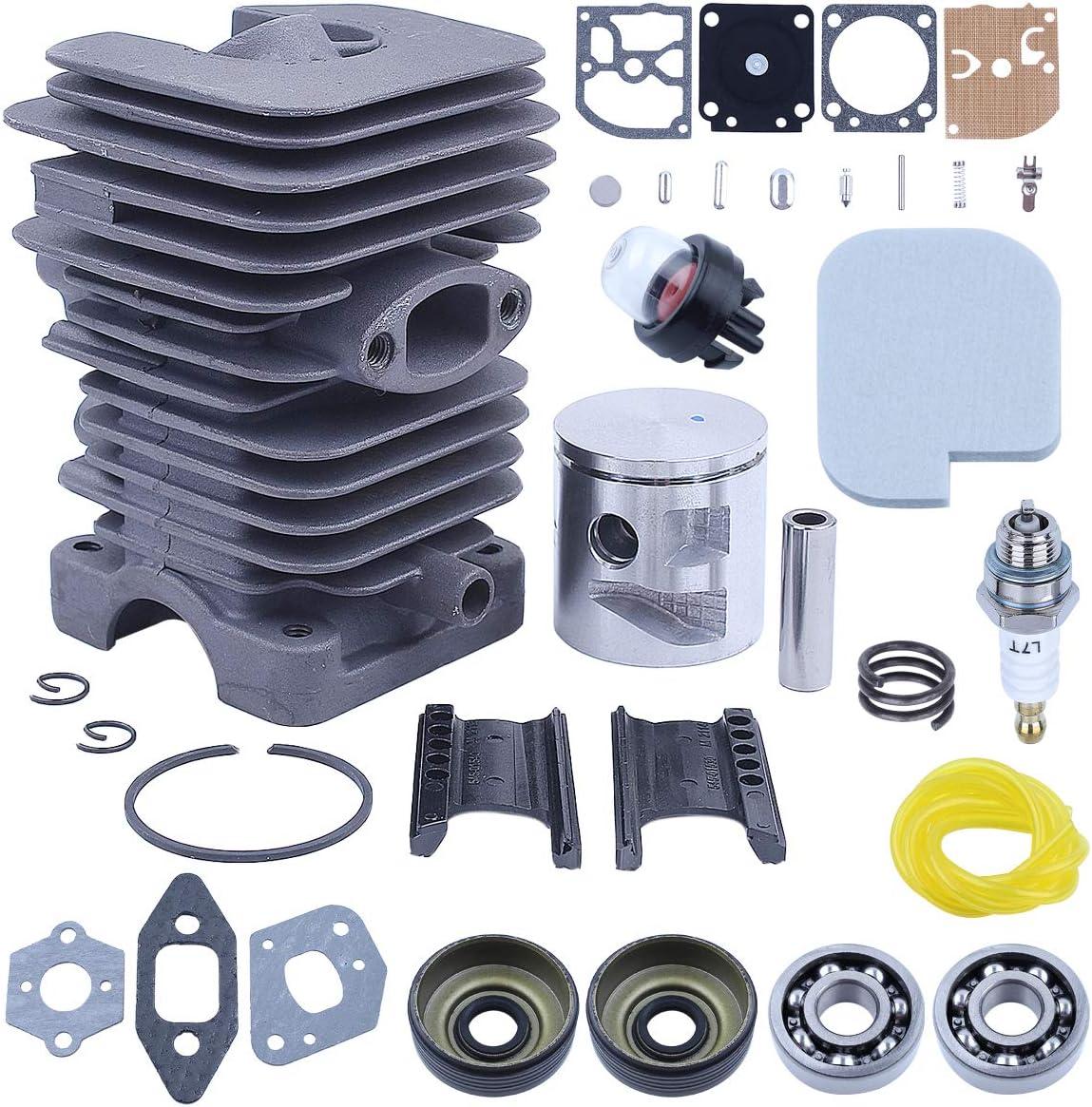 Cylinder Piston kit Set P3416 P3816 P3516PR 530071884 Durable Accessories