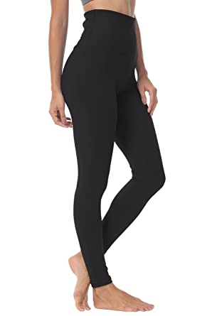 7c79f14bab740 QUEENIEKE Women Yoga Legging Power Flex High Waist Running Pants Workout  Tights Size XS Color Black