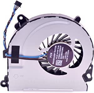 Deal4GO New CPU Cooling Fan for HP Envy 15-J TouchSmart 17-J 17T-J 17-J000 17-J100 M6-N M7-J 15T-J 15Z-J 15T-Q 15Z-Q 6043B0137901 722381-001 720539-001