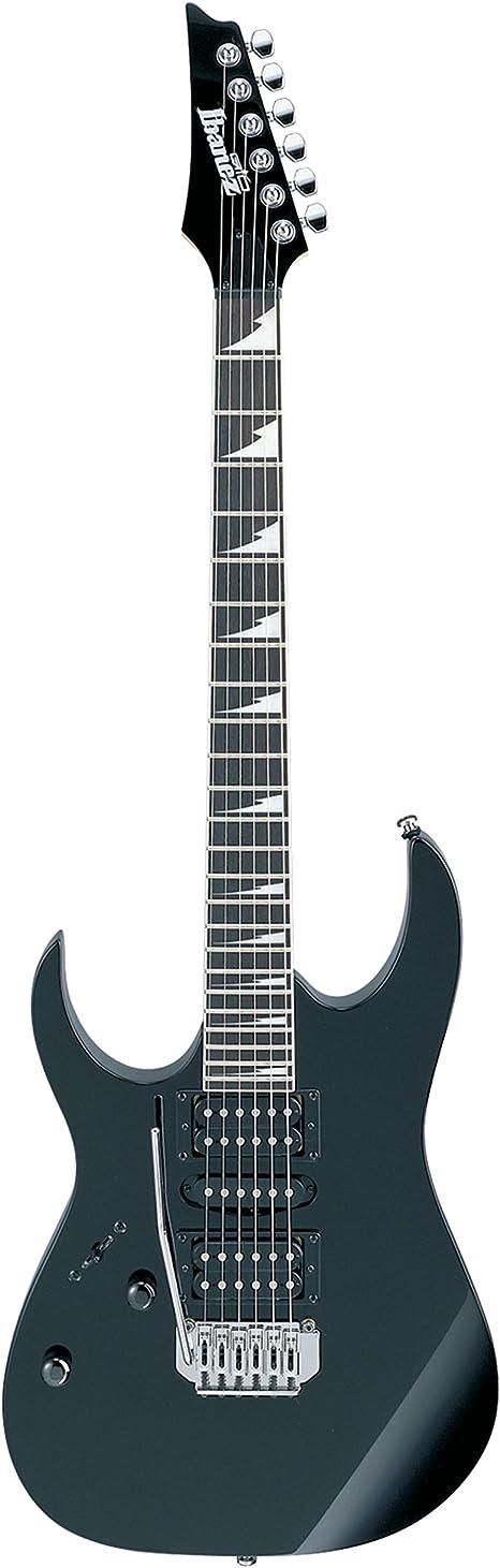 Ibanez GRG170DXL - Bkn guitarra eléctrica: Amazon.es: Instrumentos ...