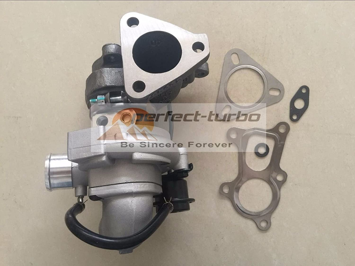 Amazon.com: TF035 49135-04300 Turbo For HYUNDAI Commercial Starex H1 D4BH 4D56 A-1 2.5L TD: Automotive