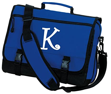 Image Unavailable. Image not available for. Color  Personalized Laptop Bag  Monogrammed Messenger ... 8b6fcb78bbd9d