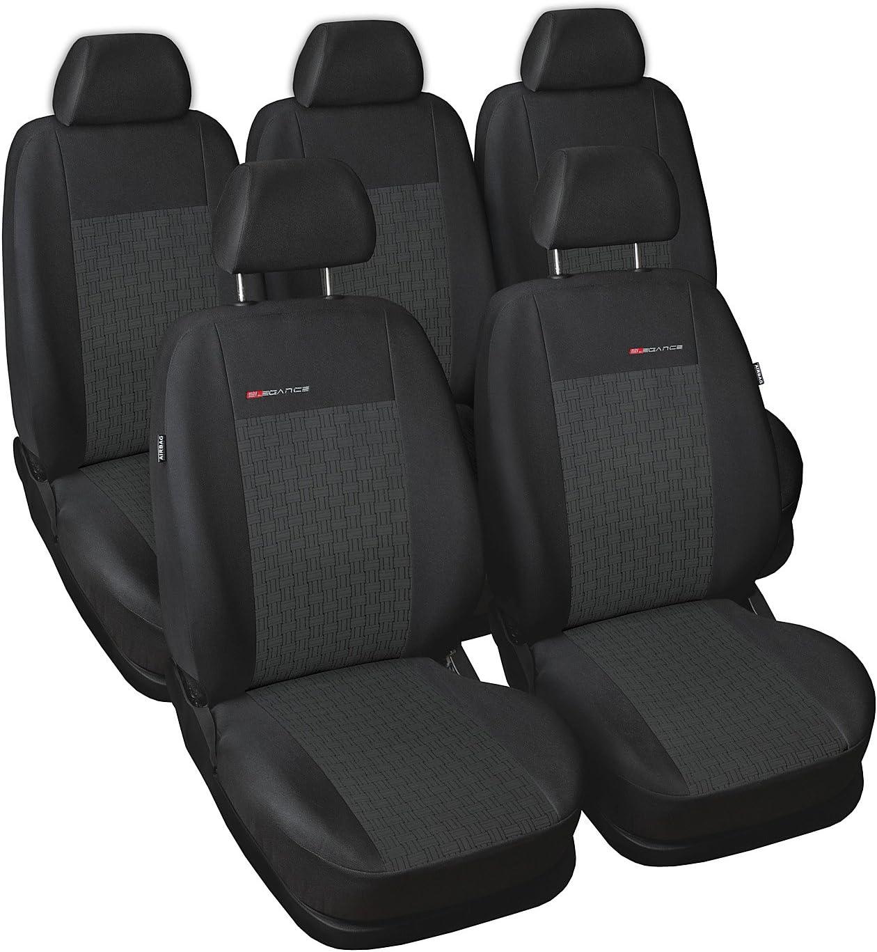 EJP Ma/ßgefertigtes Autositzbezugset f/ür CX-5 II-Generation ab 2017 Beige Individuell gefertigt .Design S-Type Kunstleder