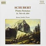 Schubert Klaviersonate Jando