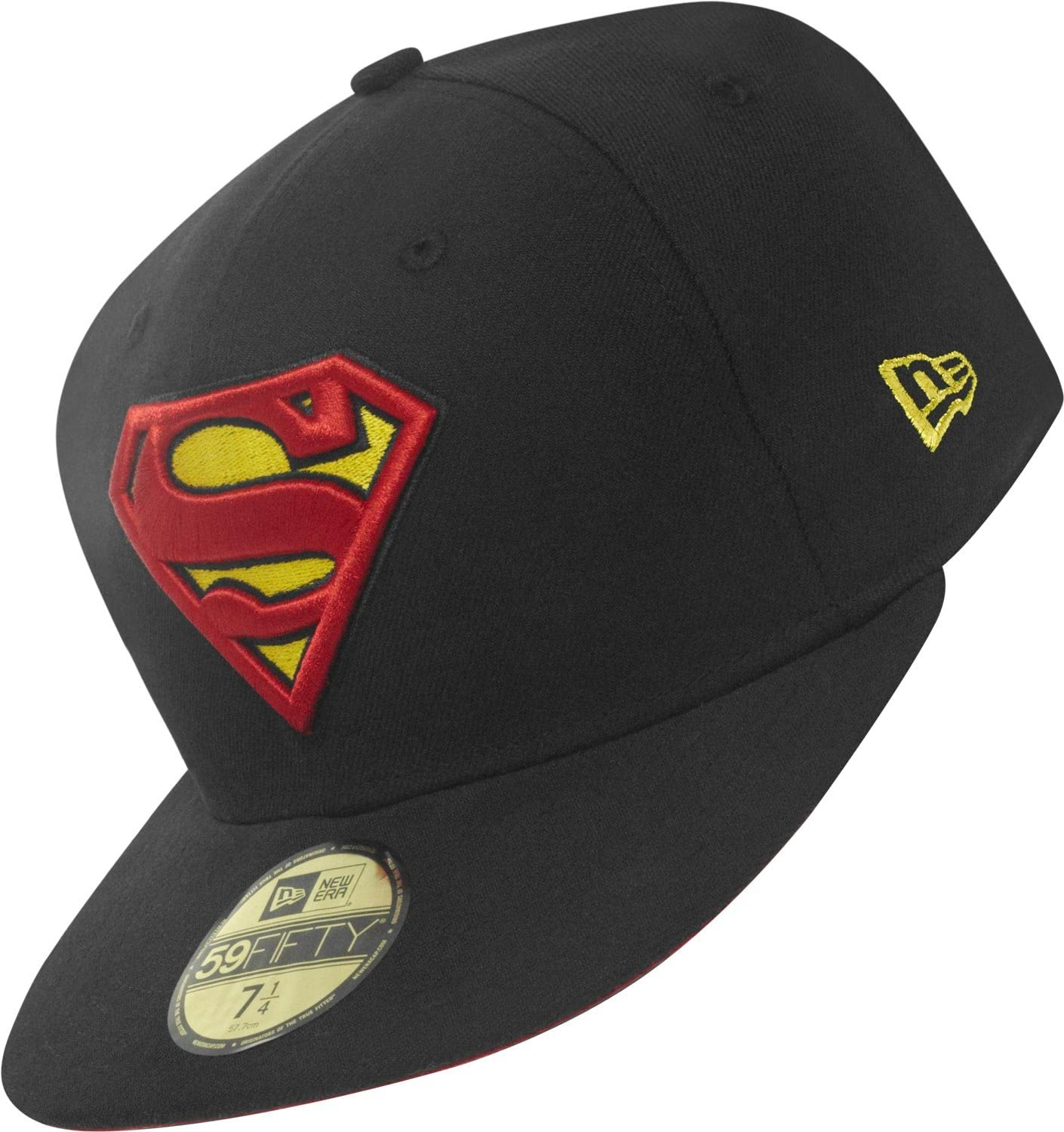 DC COMICS - NEW ERA Gorra de Béisbol SUPERMAN - Basic Badage - 7 ...