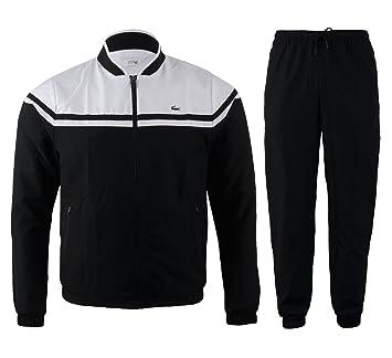 b8ad6fb0fabc54 Lacoste Sport Tracksuit Junior  Amazon.co.uk  Sports   Outdoors