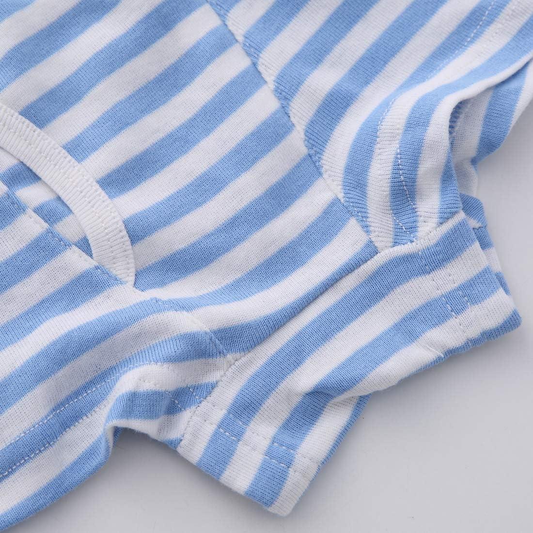 Pack benetia Boys Soft Cotton Underwear 6