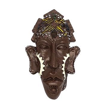 Mascara de indigena